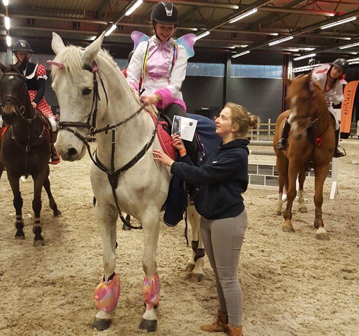Lotte Beyens wint studentenproef Flanders Horse Expo in Gent!