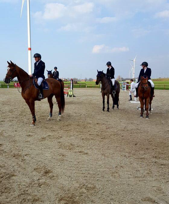 Succesvolle zonnige studentendag in Loenhout