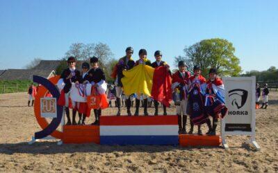 Team België ijzersterk tijdens SRNC Nederland
