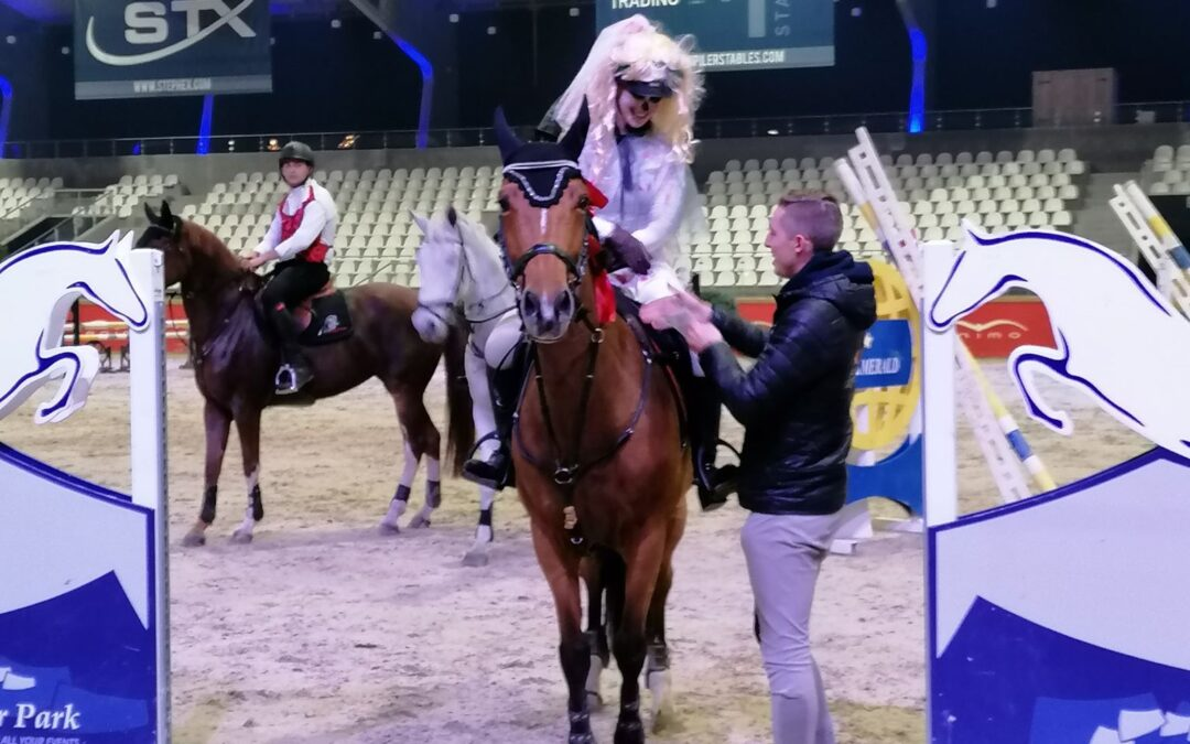 Laatste manche Sentower Park: Louise De Smedt en Lejaretta op nummer één!