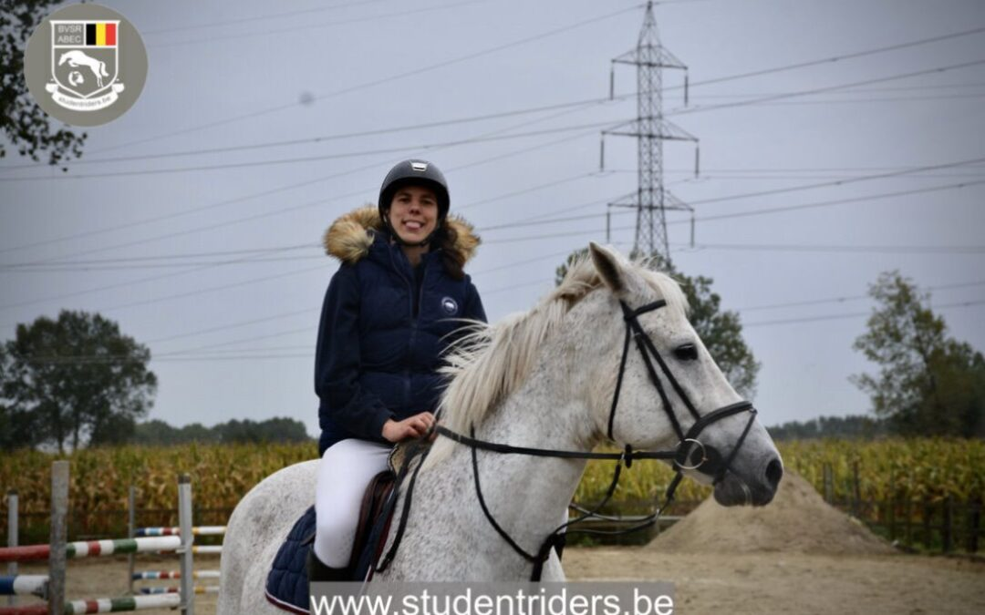 Onze studentendag te Stal de Vlierbeek was een groot succes